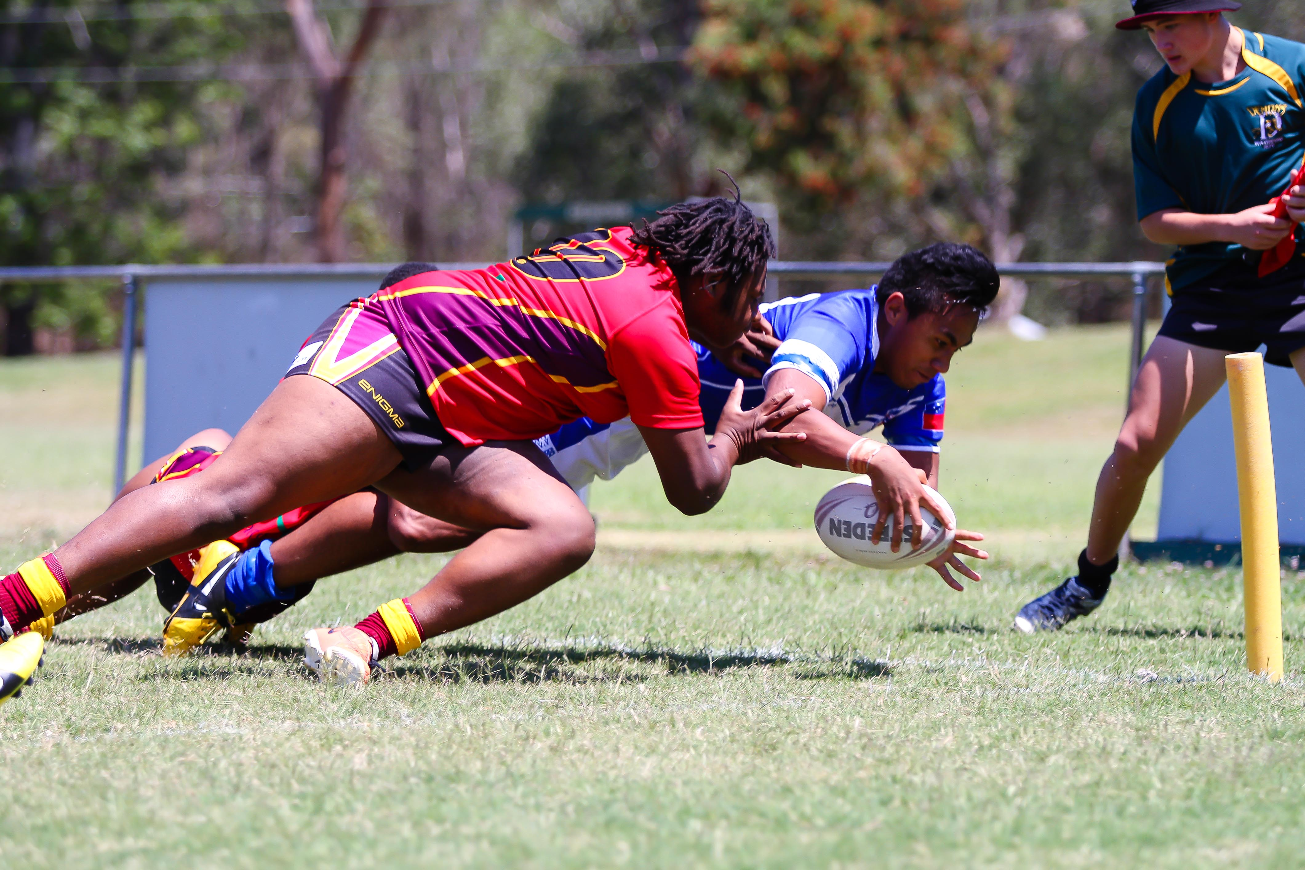 Register to Become a QLD PNG Representative Rugby League Player