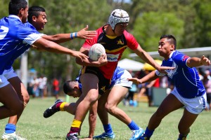 QLD PNG Rugby League Representative Team & Development Program