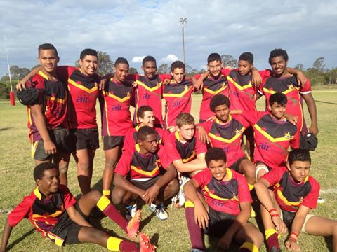 Under 14s QLD PNG