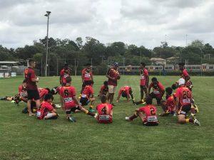 QLD PNG Kokomos v Cook Islands 14th Oct 2017