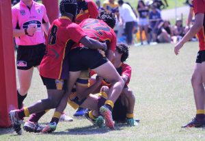 2017 QLD PNG Kokomos Defence in 2017 QPICC Title WIn