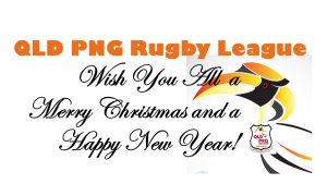 Merry Christmas from QLD PNG Rugby League